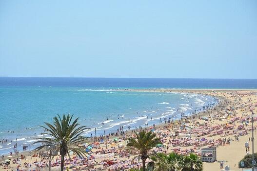 Wetter Playa De Ingles 16 Tage